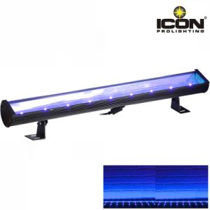 50cm Indoor Remote 9X3w UV LED Wash Bar Light pictures & photos