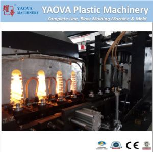 16g 700ml Mineral Water Bottle Stretch Blow Moulding Machine pictures & photos