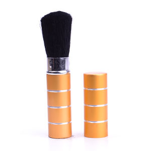 Fashion Premium with Reasonable Price Customized Professional Retractable Powder/Blush/Face/Eyebrow Cosmetics Makeup Brush pictures & photos