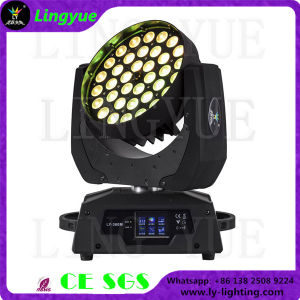 36X10W LED Moving Head Wash Light with Ce RoHS pictures & photos