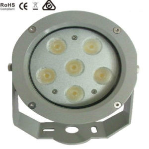 6X3w LED Garden Spot Light, Landscape Light, LED Flood Light pictures & photos