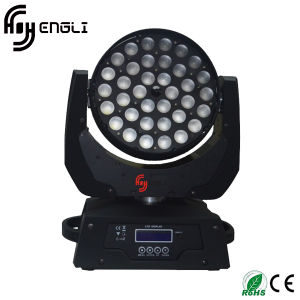 36*10W RGBW 4in1 LED Washing Moving Head for Stage (HL-005YS) pictures & photos