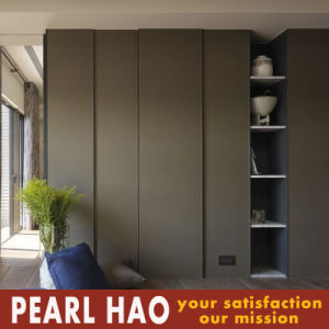 European Melamine Finish Living Room Wardrobe pictures & photos