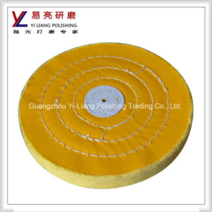 Wholesale Price Good Quality Yellow Flying Wheel Abrasive Cloth pictures & photos