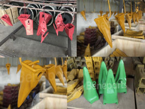 Bucket Teeth Attachments Excavator Spare Parts Tooth Ground Tool Sk200rcl pictures & photos