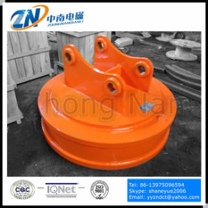 Dia-1200mm Excavator Magnet with 75% Duty Cycle Emw-120L/1-75 pictures & photos