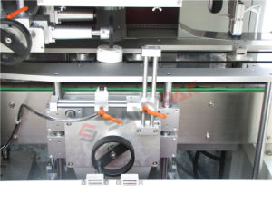 China Factory Low Price Auto Sleeve Label Machine pictures & photos