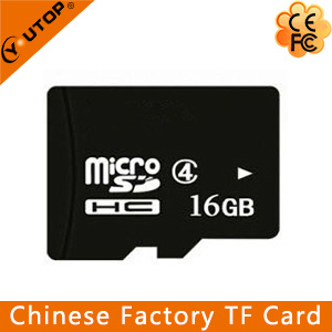 Low Price Chinese Factory Micro SD TF Memory Card C4 16GB pictures & photos