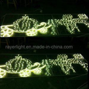 LED Outdoor Decoration Large Motif Lights Holiday Decoration pictures & photos