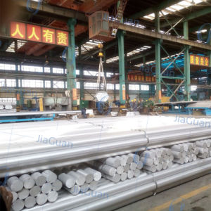 Aluminum Cutting Bar/Billet 6063 for Industrial with Low Price pictures & photos