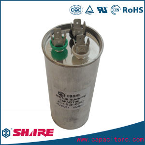 Air Conditioner Spare Parts Capacitor 220V 240V 370V 450V 480V Capacitor pictures & photos