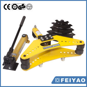 Multi-Function Hot Sale Manual Hydraulic Bending Machine Used for Pipe Fy-Swg-60 pictures & photos