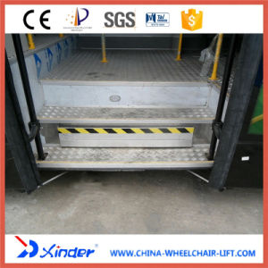 CE Electrical & Hydraulic Wheelchair Lift (WL-UVL-700(II)) pictures & photos