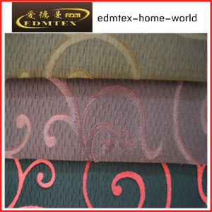 Polyester Jacquard Sofa Fabric EDM0010 pictures & photos