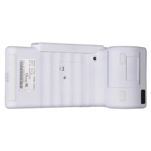 Dual Screen Android 4G POS Terminal Barcode Scanner NFC Reader with SIM Card pictures & photos