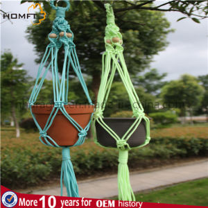 Macrame Plant Hanger Supplies pictures & photos