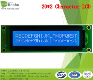 20X2 COB Character LCM Panel, MCU 8bit, Stn LCD Monitor, FSTN LCM Display pictures & photos