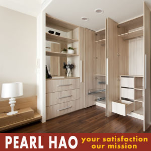 New Simple Customized Hinged Door Wardrobe pictures & photos