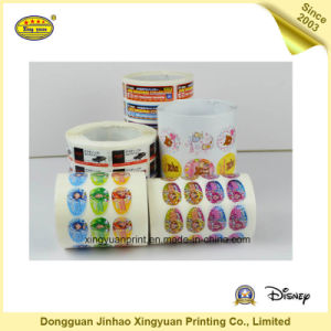 Sticker/Vinyl Sticker/Adhesive Label pictures & photos