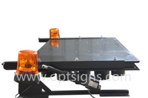 High Quality LED Traffic Arrow Panel Vehicle Mounted Arrow Sign pictures & photos