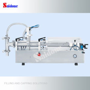 Semi-Automatic Piston Filling Machine pictures & photos