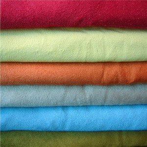 Polyester Suede Fabric pictures & photos