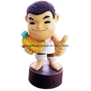 Custom Cartoon Funko Pop Resin Customized PVC Bobble Head Dolls pictures & photos