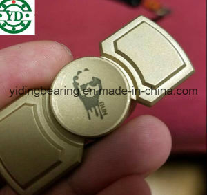 Us Popular EDC Brass Spinner Fidget Toy EDC Fidget Spinner Hand Finger Toy pictures & photos
