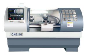 CNC-Lathe-with-Flat-Hardened-Rail EK6146X1000