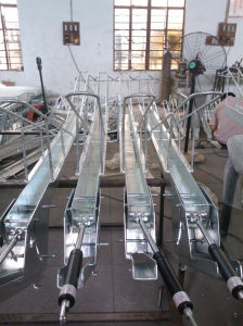 Europe Hot Selling Galvanized Double Deck Parking Bike Rack pictures & photos