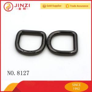 Metal Logo D Ring/Customize Slider Handbag D Ring Logo D Ring pictures & photos