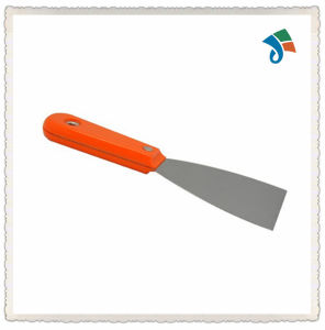 3′′ Painting Scraper with Clipped Plastic Handle Polished Putty Knife pictures & photos