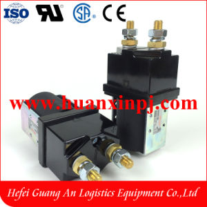 Genuine Albright Sw200-262 48V DC Contactor for Curtis Zapi Controller Electric Forklift Stacker Golf Sightseeing Cars pictures & photos