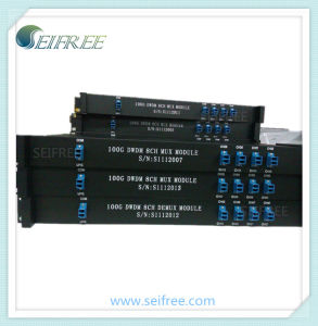 100g 8CH DWDM in 1u Sc/Upc pictures & photos