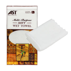 100% Cotton Face Cleaning Individually Packing Wrapped Refreshing Wet Towel pictures & photos