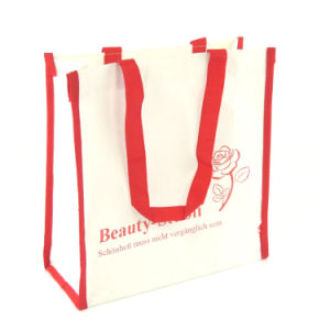 Custom Made Eco Friendly RPET Shopping Bag pictures & photos