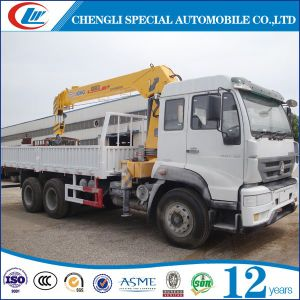 Sinotruk HOWO Heavy 12t 16t Truck with Crane pictures & photos
