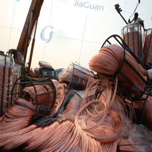 Millberry Copper Wire Scrap 99.99% /Copper Cathodes pictures & photos