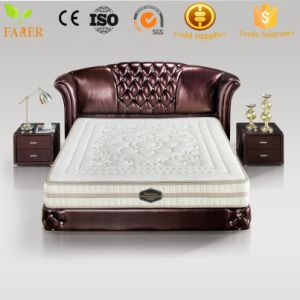 Factory Foldable Twins Bed Memory Foam Mattres pictures & photos