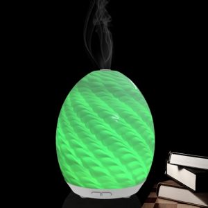 Aroma Diffuser with Glass Cover (GL-1013-A-003) pictures & photos