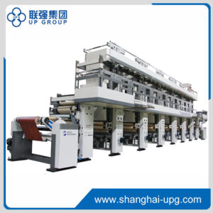 Automatic Rotogravure Printing Press for PVC (ZHMG-601400) pictures & photos