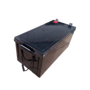 Heavy Duty Type 12V 200ah VRLA Battery for Tracffice System pictures & photos