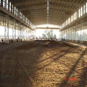 Prefab Multi-Floor Steel Structure Workshop Building for Sale pictures & photos