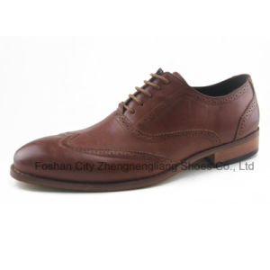 Men′s Business Shoes with Classical Design  (HDS-R03)