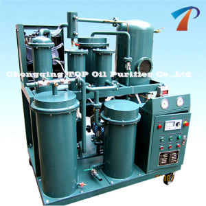 Skillful Manufacture Waste Hydraulic Oil Water Separator (TYA) pictures & photos