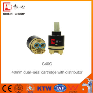40mm Faucet Cartridge with Foot pictures & photos