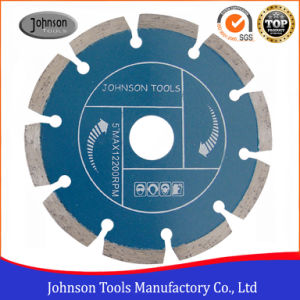 125mm Laser Welded Saw Blade for Granite pictures & photos