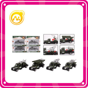 4 Kinds Military Cars Cool Child Alloy Military Vehicles Toy pictures & photos
