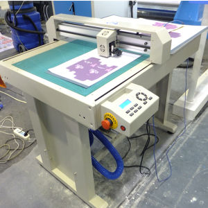Fast Speed Accurate Flatbed Plotter Cutter pictures & photos