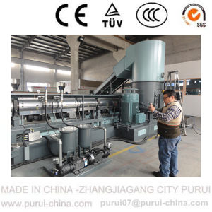 Plastic Pelletizer Machine for Recycling All Kinds of Film Bags pictures & photos